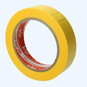 Afplaktape Kip FineLine 19 mm x 50 meter (geel)